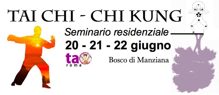 seminario residenziale manziana tao roma
