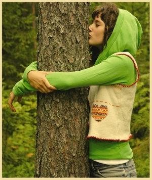 abbracciare alberi tao roma